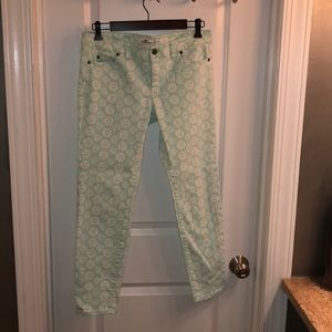 Vineyard Vines Patterned Ankle Pants